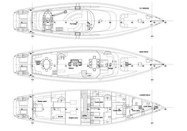 Deck Plan SY San Limi